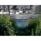 125 Gal Groen Stainless Steel K