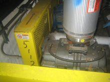 Tuthill 14.6 CFM Vacuum Pump