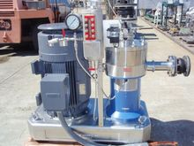 150 HP IKA Works Agitator 12205