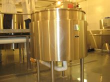 132 Gal Stainless Steel Kettle