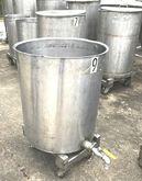60 Gal Alsop Stainless Steel Ta