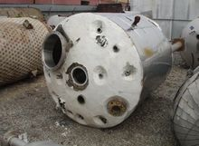 Used 550 Gal Steel P