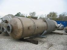 3200 Gal 304-SS Stainless Steel