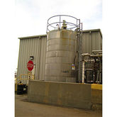 4000 Gal Stainless Steel Tank 3