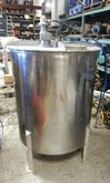 600 Gal Unknown Stainless Steel