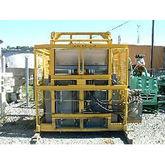 2000 LBS Tubar Drum Lifter 3213