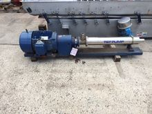 Used 40 HP Stainless