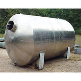 3500 Gal Stainless Steel Tank 3