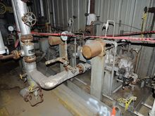 Sulzer USA 80 GPM Boiler Feed P