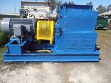 250 HP Jeffery Hammer Mill