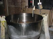 400 Gal Lee Stainless Steel Ket