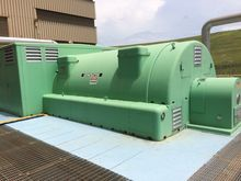General Electric 66MW Steam Tur