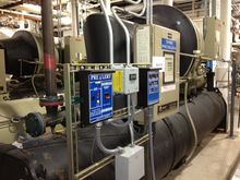 Used 450 Ton Trane C