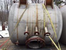 1300 Gal Ward Tank Horizontal C
