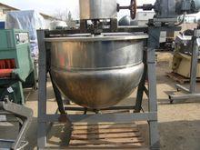 200 Gal Lee Stainless Steel Ket