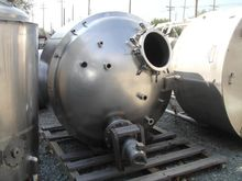 650 Gal Vessel Craft Stainless