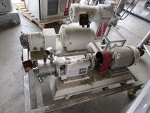 3 HP Charlotte SD2 Colloid Mill