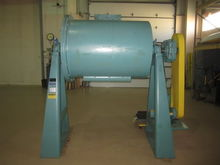 5 HP Paul Abbe Ball Mill 8297