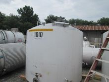 1250 Stainless Steel Tank