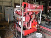 Clarke Fire Pump