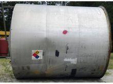 8500 Gal Stainless Steel Tank