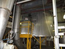 "Anhydro 16'9"" Dia Spray Dryer"