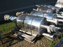 78 Gal Stainless Steel Tank 816