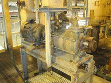 96 CFM SIHI Vacuum Pump 6370
