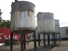 1600 Gal Ward Tank Stainless St