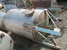 4000 Gal Buffalo Tank Stainless