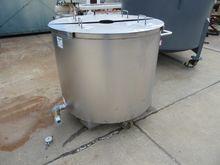 Used 250 Gal Stainle