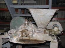 15 HP Mikro-Pulverizer Hammer M