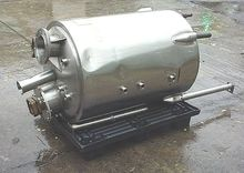 120 Gal Will Flow Stainless Ste