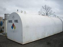 Bendel 10000 Gal Carbon Steel T