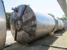 15000 Gal Stainless Steel Tank