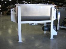 50 Cu Ft 304-SS Ribbon Blender