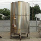 2040 Gal Unknown Stainless Stee