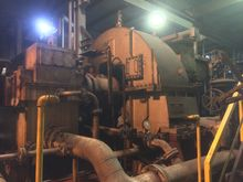 11 MW De Laval Steam Turbine Ge