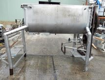 40 Cu Ft SS Ribbon Blender
