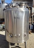 300 Gal DCI Inc. Stainless Stee