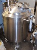 200 Gal Stainless Steel Reactor