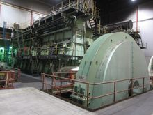 40 MW Sulzer Slow-Speed HFO Pow