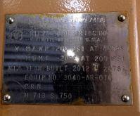 UNUSED 6338 Gal Silvan Ind Vert
