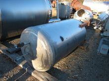 300 Gal Stainless Steel Pressur
