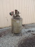 100 Gal Alloy Fab Stainless Ste