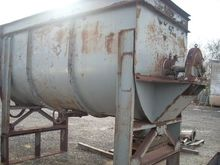 160 Cu Ft SS Ribbon Blender