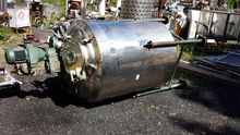 300 Gal Stainless Steel Reactor