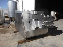 Gaulin G-90 125 HP Homogenizer
