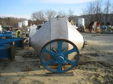 ABBE 60 Cu Ft Double Cone Mixer