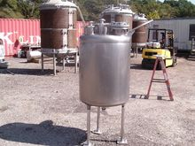 100 Gal Overly Stainless Steel